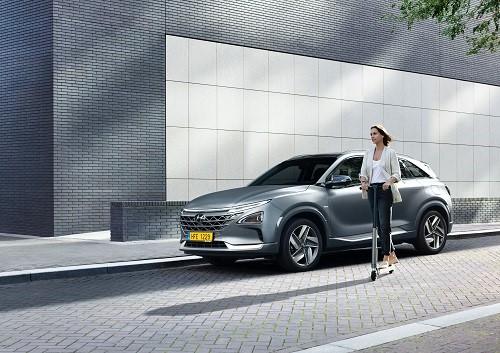 Hyundai Motor запустила новую кампанию об «умной» мобильности будущего #BecauseofYou