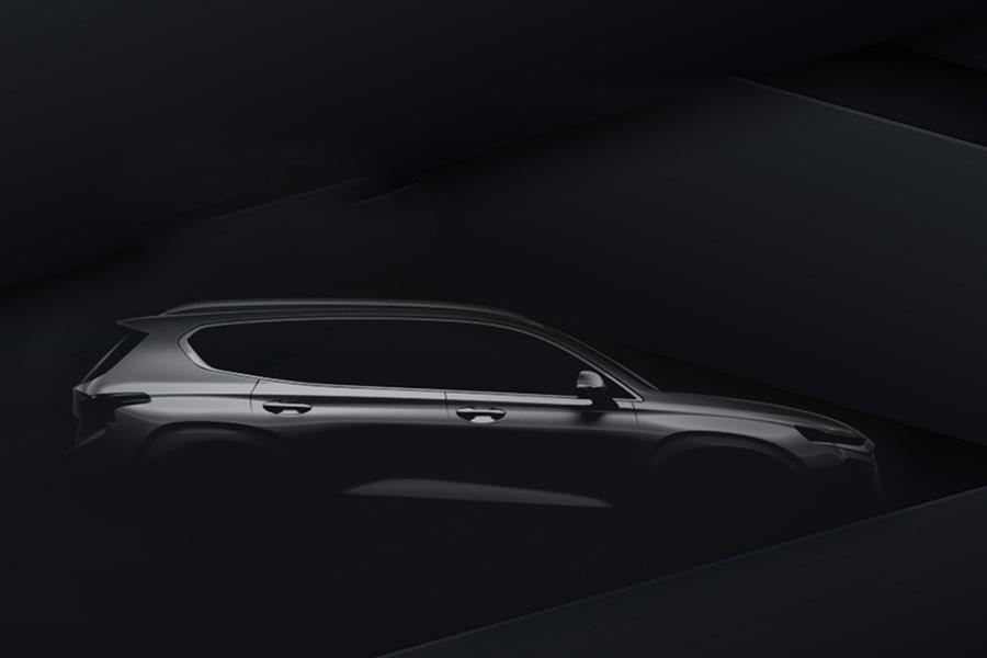 Hyundai опубликовала видео нового кроссовера