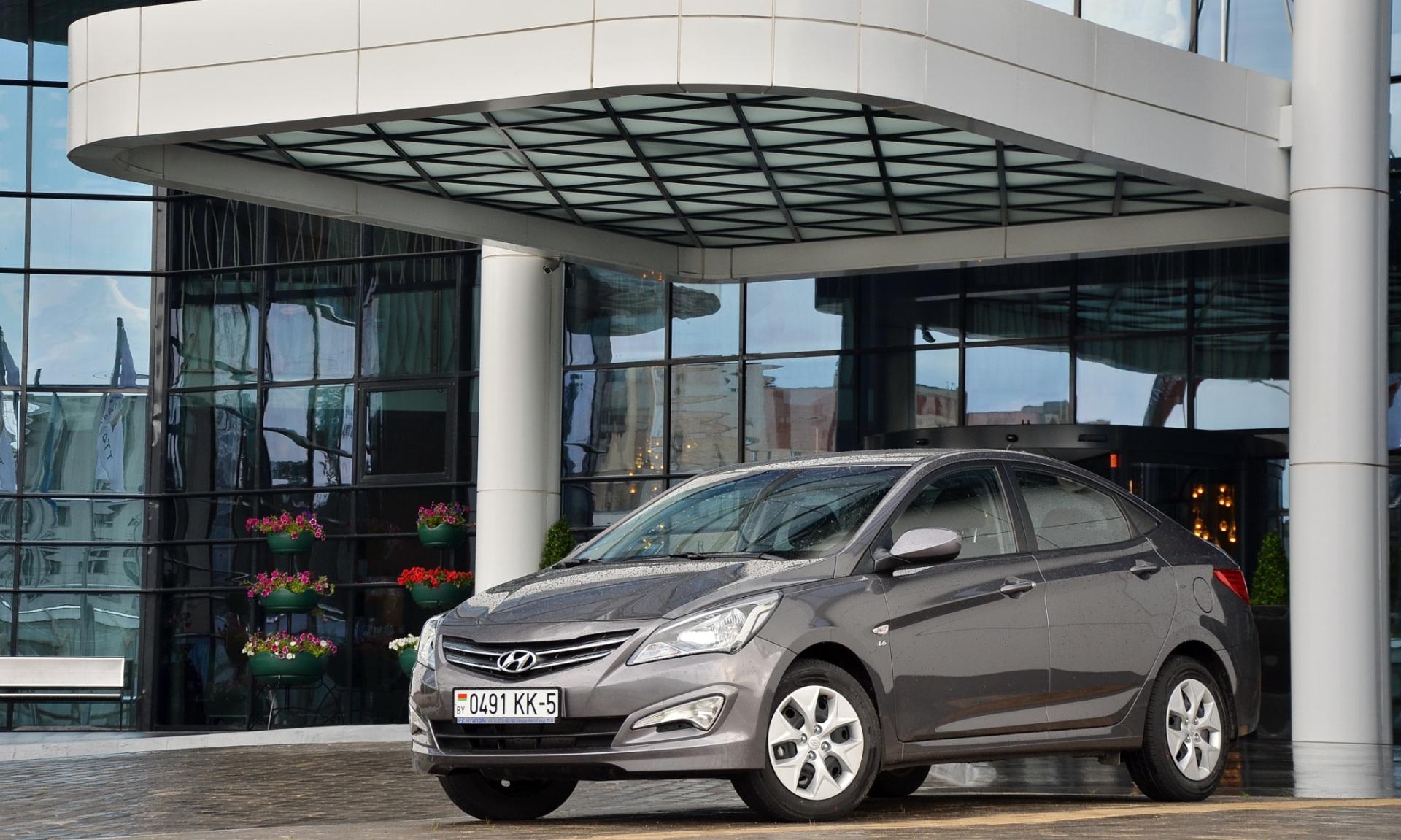 Новый Hyundai Accent всего за 9400* !