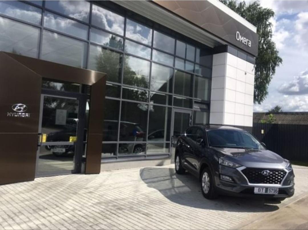 Новый Hyundai Santa Fe готов к вашим совместным приключениям!