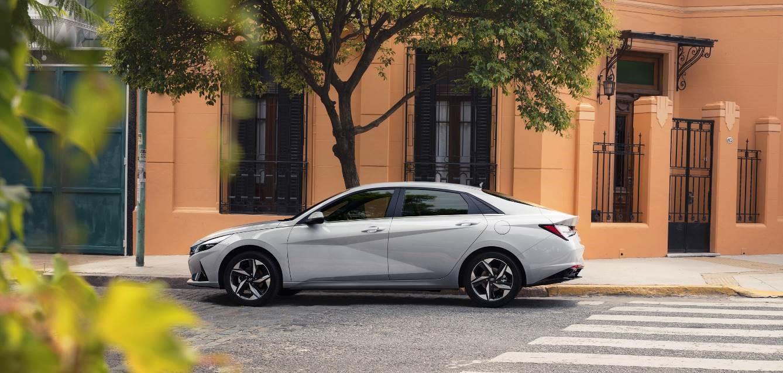 Компания Hyundai Motor представила новое поколение модели Elantra