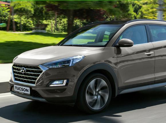 Если вы не едете в Европу, то Европа едет к вам: Hyundai TUCSON!