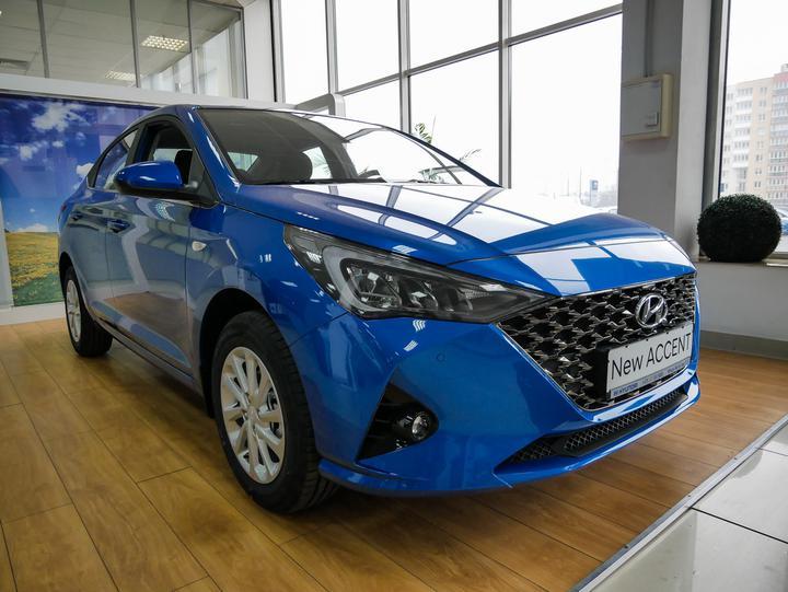 Новое поколение — новые цены. Cтартовали продажи Hyundai Accent 2020 года