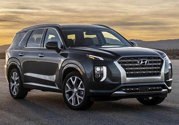 Hyundai окончательно рассекретил Palisade